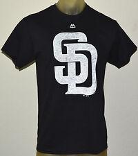 New Majestic Mlb San Diego Padres Reflective Sd Men's Medium M T-Shirt