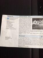 M2-2 Ephemera 1989 Small Article Review Tiroran House