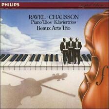 Ravel, Chausson: Piano Trios - Beaux Arts Trio