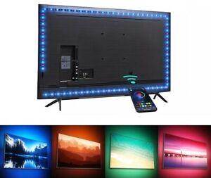 LED Strip Light,Bluetooth APP Control Flexible Led Strip for TV ,PC Background
