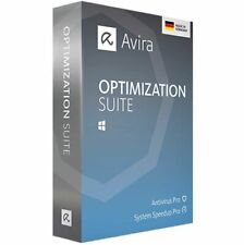 AVIRA OPTIMIZATION SUITE 2020 3 PC - 1 YEAR - Download