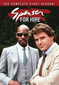 Spenser: For Hire - The Complete First Season (DVD-r, 2014, 6-Disc Set)