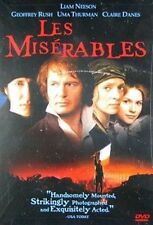 Les Miserables 0043396239999 With Liam Neeson DVD Region 1