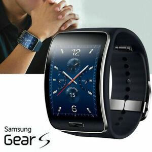 Samsung Galaxy Gear S Bluetooth Smart Watch SM-R750-Black