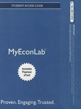 NEW MyEconLab with Pearson EText -- Access Card -- for Microeconomics :...