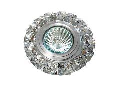 6pc Crystal Diamante Halogen LED Recessed Downlight Spotlight Light Fitting C9