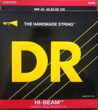 DR MR-45 Hi-Beam Bass Guitar Strings gauges 45-105