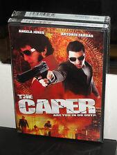 The Caper (DVD) Ron Jeremy, Antonio Fargas, Angela Jones, Justin Hughes, NEW!