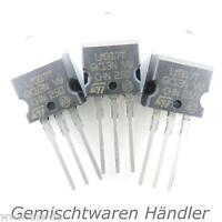 3x LM317T einstellbarer Spannungsregler variabel 1,2-37V LM317 Voltage Regulator
