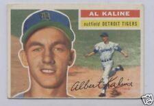 1956 Topps #20 Al Kaline Tigers HOF GB-Nice!