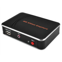 EZCAP HDMI Video Capture Card 1080P HD Video Recorder Box For PS4/3 Xbox One/360