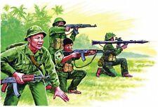 ITALERI 6079 - 1/72 VIETNAMKRIEG FIGURENSET VIETNAMESE ARMY / VIETCONG - NEU