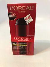 L'Oréal Paris Skin Care Revitalift Triple Power Face Moisturizer w/ SPF 20 2021