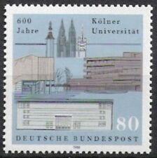 BUND Nr.1370 ** 600 Jahre Kölner Universität 1988, postfrisch