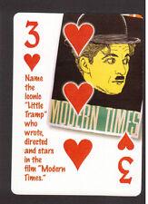 Charlie Chaplin Modern Times Neat Playing Card #6Y3