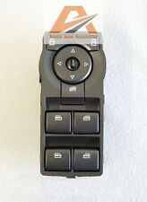 HOLDEN COMMODORE VE OMEGA / BERLINA GREY POWER WINDOW MASTER SWITCH (GREEN)