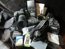 Olympus E-30 12.3MP Digital SLR Camera with ALOT OF EXTRA ACCESSORIES