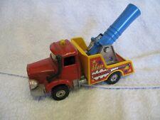 "CORGI ""LE GREAT MARVO"" Berliet Human canon truck ""~*"