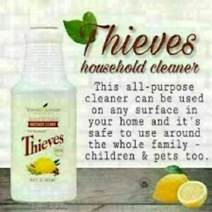 Young Living Essential Oils THIEVES HOUSEHOLD CLEANER 14.4oz New Unopened Bottle