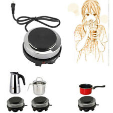 220V 500W Mini Electric Stove Hot Plate Multifunction Portable Kitchen Heater US