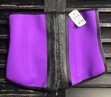 ANN CHERY 2026 Deportiva Faja Cinturilla Latex Waist Training Girdle