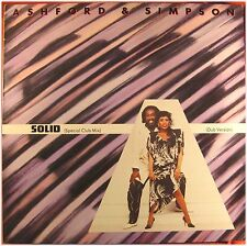 Ashford & Simpson, Solid, VG/VG  EP (4237)
