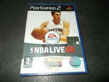 NBA Live 08 Basketball 2008 ps2 Playstation 2 New Game Game Sealed