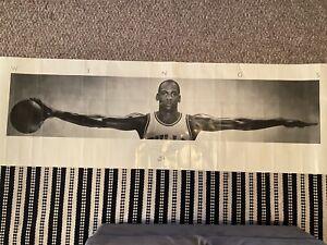Michael Jordan 30 Year Old Poster lot