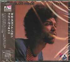 GIL SCOTT-HERON-FREE WILL+11-JAPAN CD Ltd/Ed B63