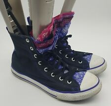 Converse Black Ankle Boots. Size 5.5. Good Condition!