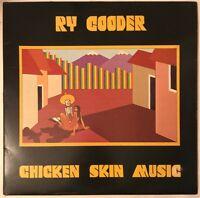 RY COODER CHICKEN SKIN MUSIC LP REPRISE UK 1976 A1/B1 MATRIX NEAR MINT