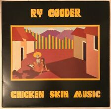 RY COODER CHICKEN SKIN MUSIC LP REPRISE UK 1976 A1/B1 MATRIX NEAR MINT