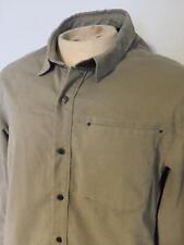 Nice Used $109  Arc'Teryx  Merlon Long Sleeve Corduroy Shirt  Men's Size LG