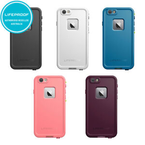 Lifeproof Fre Tough Drop Case Cover Waterproof Shockproof for iPhone 6+/6s Plus