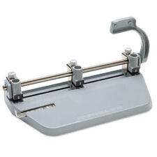 "$86.49 Skilcraft Adjustable 3-Hole Paper Punch 1/4"" Hole 25-Sheet, Foothill 210"
