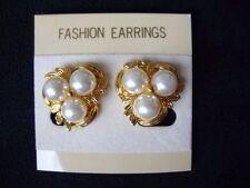 Pearl Earrings Vintage & Antique Jewellery