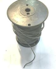 Gray 10 AWG THHN Stranded Wire 16 LB Spool NOS