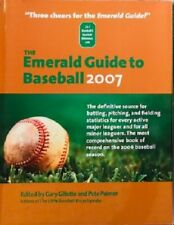 Rare-The Emerald Guide to Baseball 2007 (Paperback or Softback)