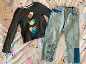 Gap Girl Outfit 6-7 S