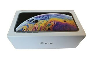 Apple iPhone XS - 512GB - Silver (EE) A2097 (GSM)
