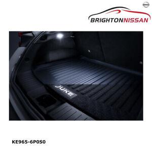 Genuine Nissan Juke F16 2020 Carpet Trunkliner - KE9656P0S0