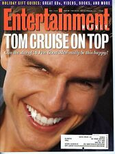 ENTERTAINMENT WEEKLY MAGAZINE #148 DECEMBER 11, 1992 TOM CRUISE