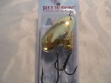 Blue Fox Vibrax #5 Gold  New BF5 G