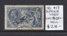 GB:  10/  SEA HORSE  SG 417  SUPERB USED