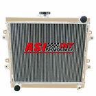 3 ROW ALUMINUM RADIATOR FOR 1984-1995 1985 92 TOYOTA PICKUP /4RUNNER 2.4L l4 MT