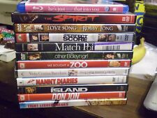 (12) Scarlett Johansson DVD Lot: Don Jon  Other Boleyn Girl  Spirit  Match Point