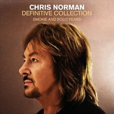 Chris Norman Definitive Collection Smokie & Solo Years CD New 2019