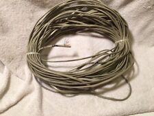 Pipe organ Copper wire, Pvc color coded 24 gauge , 6 pr., 134 feet