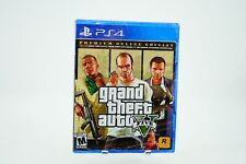 Grand Theft Auto V Premium Edition: Playstation 4 [Brand New] PS4