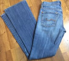 7 for All Mankind Womens Blue Jeans Size 25 Bootcut pants